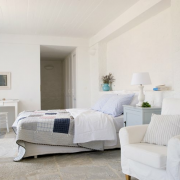 Interior photopraphy of holiday home in Greece