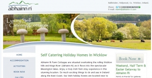 self catering web award winner republic of ireland abhainn ri