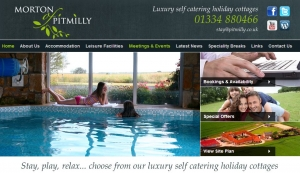 Winner self catering web awards 2012