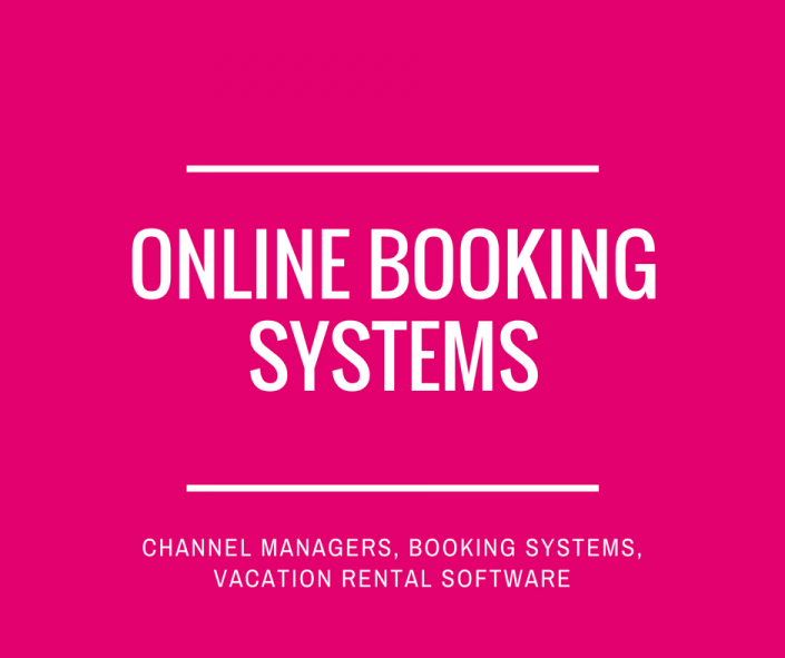 Vacation Rental Software