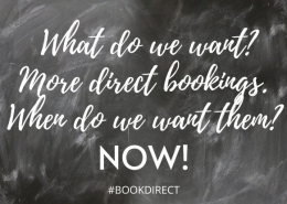 what do we want_more direct bookings_short term rentals_rental tonic